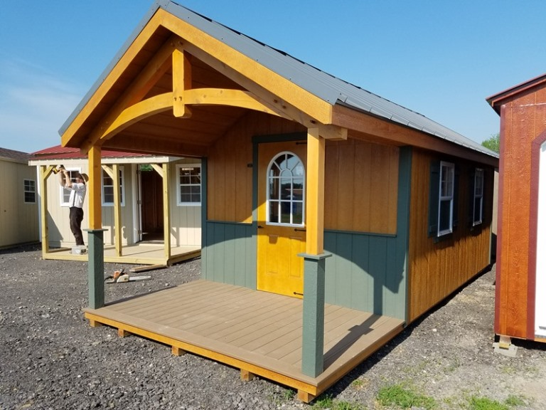 Amish Built Horse Stalls : Sheds for sale in syracuse amish built horse barns